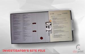 Investigator's Site File