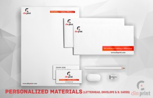 Personalized Materials