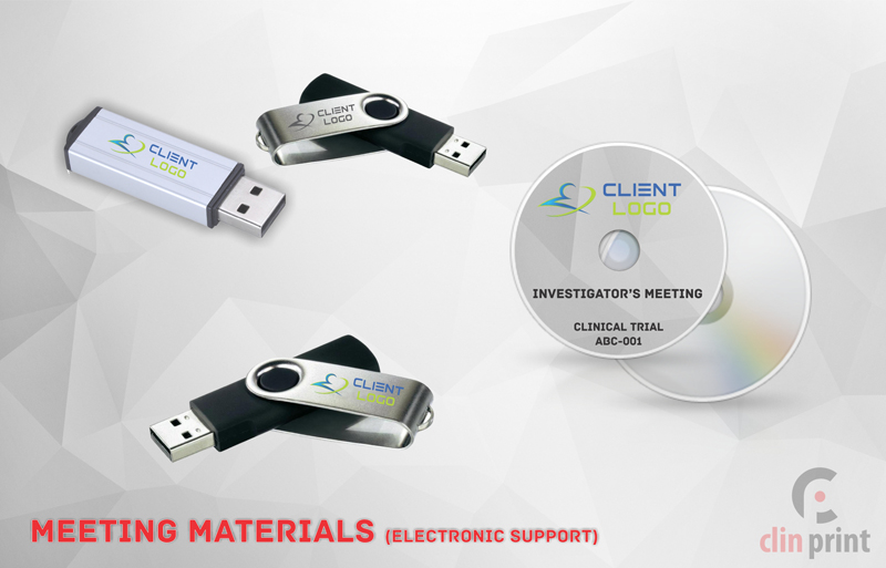 Meeting Materials - Electronic Support