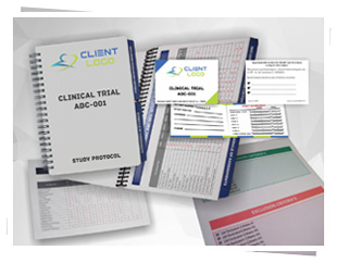 Clinprint recruitment & other materials used in clinical trials